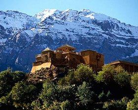 Ourika excursion maroc
