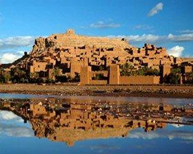 Excursion Maroc ait ben haddou